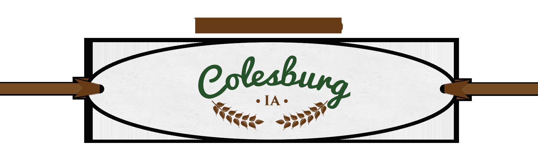Colesburg, Iowa